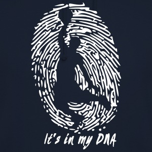 Basketball: It's in my DNA - Unisex Hoodie