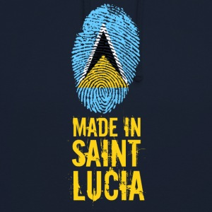 Made In Saint Lucia / St. Lucia - Unisex Hoodie