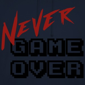 Big_Never_game_Over - Hoodie unisex
