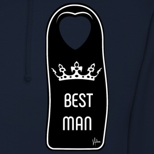 The wedding's Best Man - Unisex Hoodie