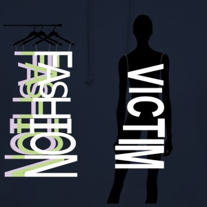 Fashion Victim - Unisex-hettegenser