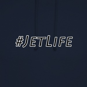 JetLife - Sweat-shirt à capuche unisexe