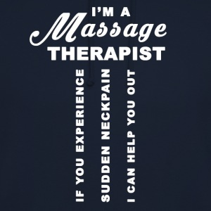 Massage Therapist - Unisex Hoodie