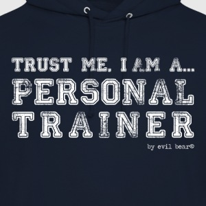 PERSONAL TRAINER 02 - Sweat-shirt à capuche unisexe