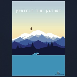 Protect Nature - Sweat-shirt à capuche unisexe