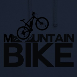Mountain Bike - Mountainbike Passion! - Unisex Hoodie