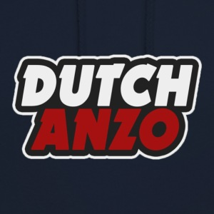 dutchanzo - Sweat-shirt à capuche unisexe