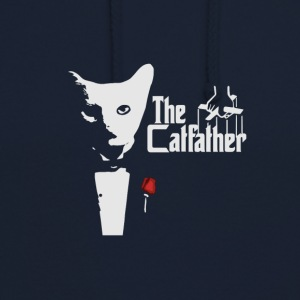 The Catfather - Unisex Hoodie