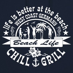 Chill Grill West Coast - Unisex Hoodie