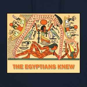 THE EGYPTIANS KNEW - Unisex Hoodie
