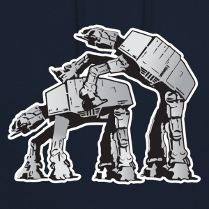 AT-AT Robot sex - Hoodie unisex