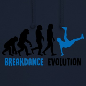 ++ ++ Breakdance Evolution - Felpa con cappuccio unisex