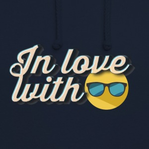 In love with sunglasses - Unisex Hoodie