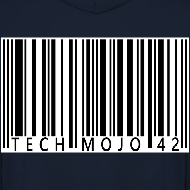 TM graphic Barcode Answer to the universe