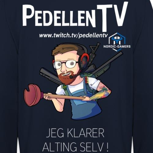 PedellenTV - Hættetrøje unisex