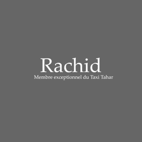 Rachid - Sweat-shirt à capuche unisexe