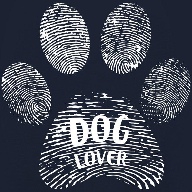 Vorschau: dog lover paw - Unisex Hoodie