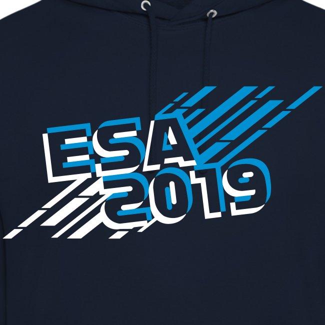 ESA Winter 2019 Icy Blue Logo