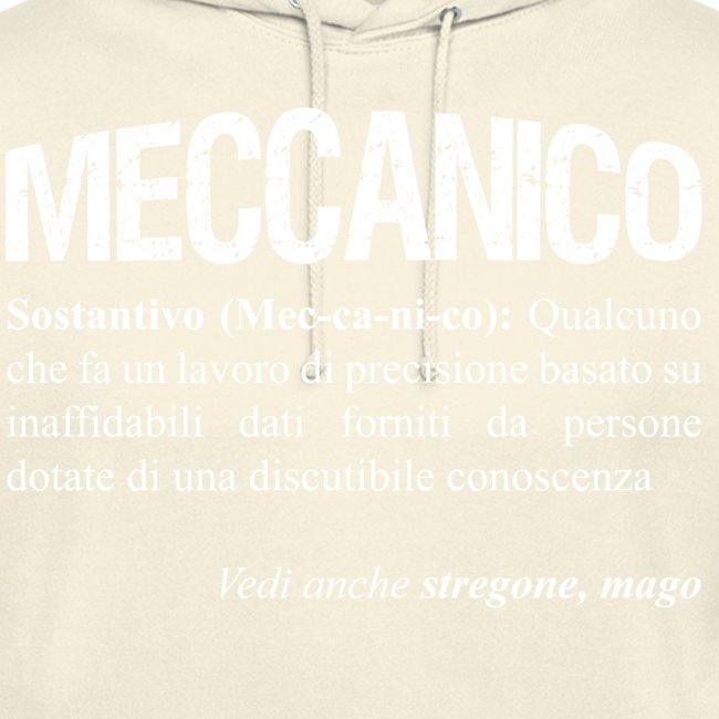 Meccanico = Mago?