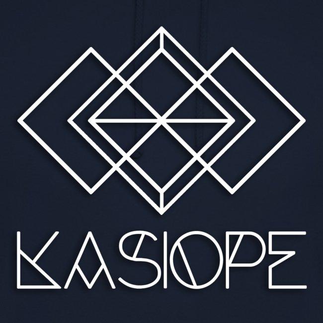 Logo Kasiope blanc