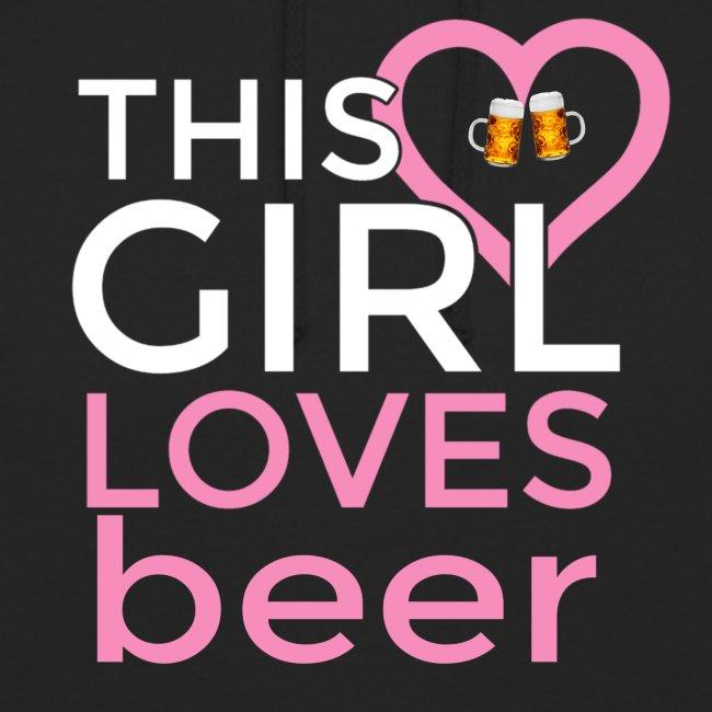 Ragazza birra
