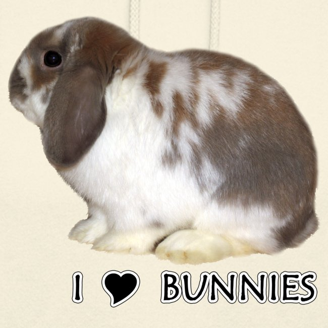 I Love Bunnies Luppis