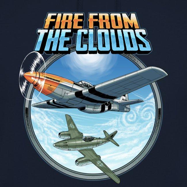 Le feu des nuages