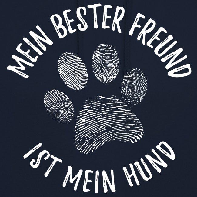 Vorschau: Mein Hund Bester Feund - Unisex Hoodie