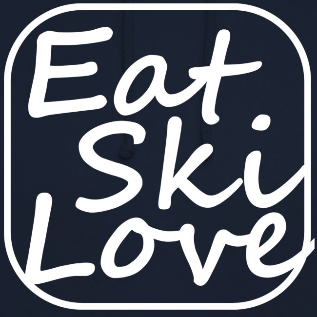 eat ski love