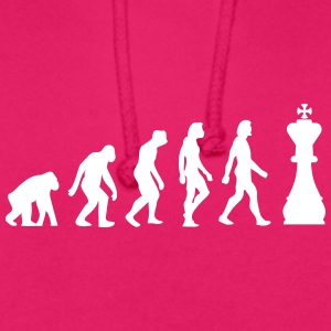 The Evolution Of Chess - Unisex Hoodie