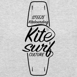 Premium Steeze Kiteboarding Kitesurf Culture Board - Unisex Hoodie