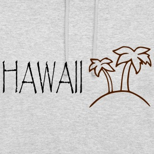HAWAII - SIMPLE - Hættetrøje unisex