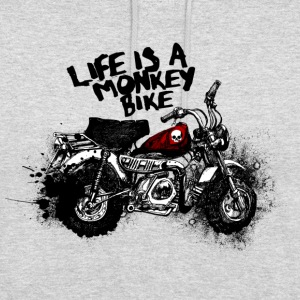 Monkey Bike - Unisex-hettegenser