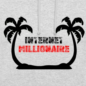 INTERNET MILLIONAIRE COLLECTION - Unisex Hoodie