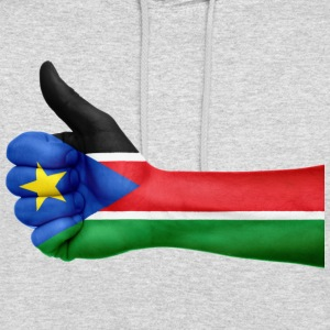 south sudan collection - Unisex Hoodie