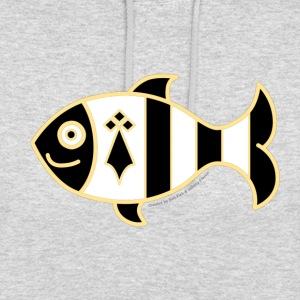 Sardine Bretonne By Sofi Fish and Johnny French - Unisex Hoodie