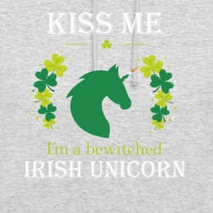 Irish unicorn - Irish Unicorn - Unisex Hoodie
