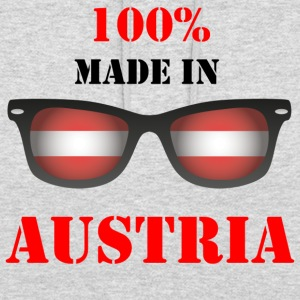 MADE IN AUSTRIA - Bluza z kapturem typu unisex