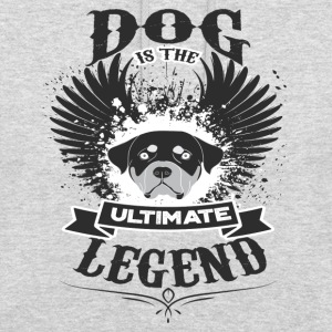 Dog THE LEGEND - Luvtröja unisex