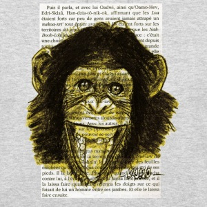 YELLOW MONKEY - Bluza z kapturem typu unisex