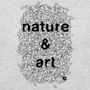 UG Nature and Art B/W - Unisex Hoodie