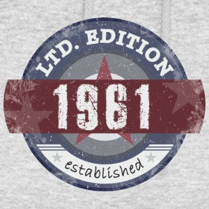 LtdEdition 1961 - Unisex-hettegenser