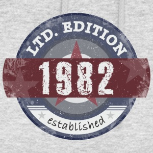 LtdEdition 1982 - Luvtröja unisex
