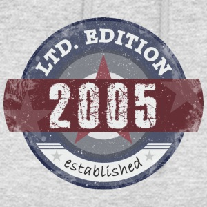 LtdEdition 2005 - Unisex-hettegenser