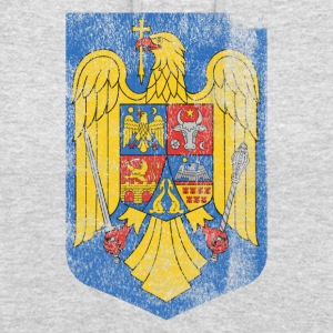 Romanian Coat of Arms Romania Symbol - Unisex Hoodie