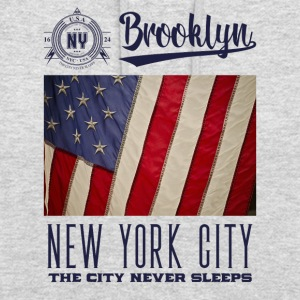 New York · Brooklyn - Unisex-hettegenser