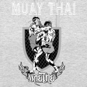 Muay Thai - Sweat-shirt à capuche unisexe