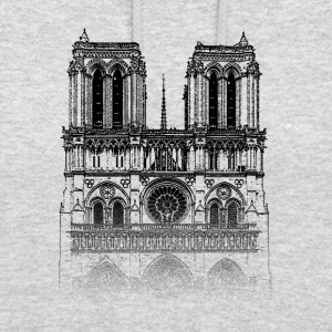 Around The World: Notre Dame - Paris - Unisex Hoodie