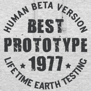 1977 - The year of birth of legendary prototypes - Unisex Hoodie