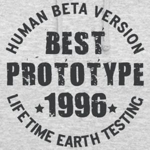 1996 - The birth year of legendary prototypes - Unisex Hoodie